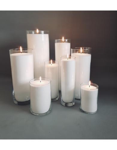 Напольные<br> свечи