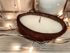 Эко свеча AGNI Coconut